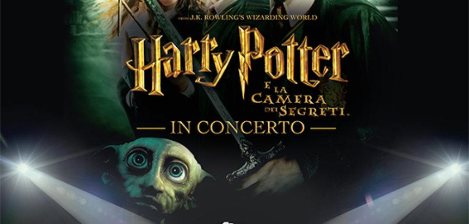 A Roma la prima nazionale di Harry Potter e La Camera Dei Segreti, il concerto