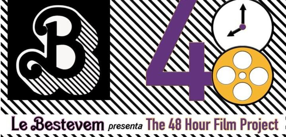The 48 Hours Film Project, serata finale (23 novembre) al Teatro Palladium