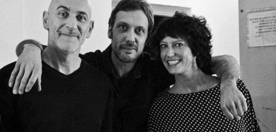 """""""Evoluzioni"""": il nuovo disco del duo basso e voce La Bocca, prodotto con Sergio Sgrilli"""