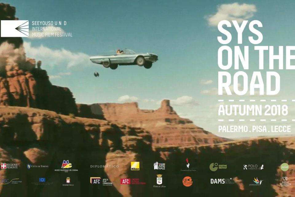Il festival Sys on the road arriva a Pisa dal 23 al 27 ottobre