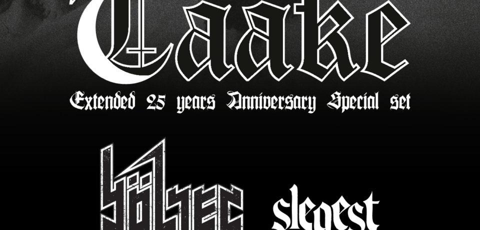 Taake, dettagli e orari dello show speciale per il 25° anniversario a Milano