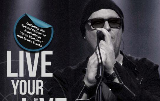 Michael Kratz, uscita speciale in 3 CD con primo live ufficiale e ristampa con 3 bonus track del raro debut album