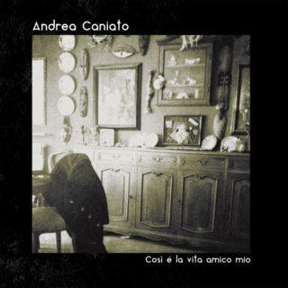 Andrea Caniato ottimo esordio solista