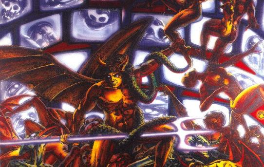 Disponibile il terzo album dei Black Jester -  The Divine Comedy