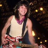 'E alla fine dipenderemo dai sogni'. Arrivederci, Mr Eddie Van Halen