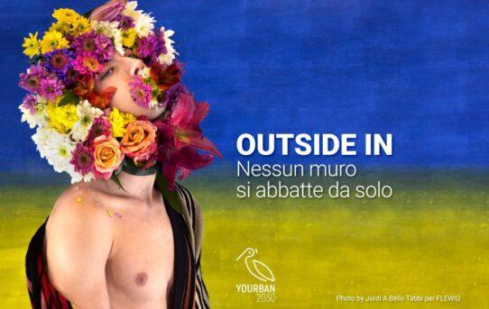 Parte da Roma la raccolta fondi per il primo murales green d'Europa omaggio al movimento LGBQT+
