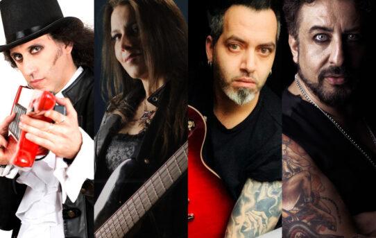 Mistheria annuncia la partecipazione di Wanda Ortiz nel suo nuovo album solista