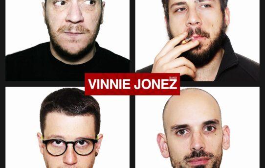 Il dilemma del Delay Lama, il nuovo disco dei Vinnie Jonez Band